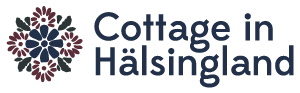Cottage in Hälsingland Logo